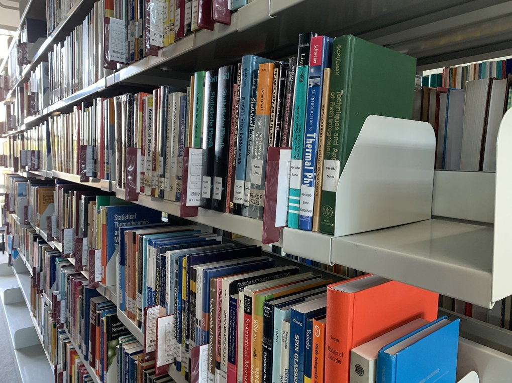 Catalogue of books<br />Literature Research Databases<br />Journals<br />Theses