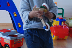 <p>Because of the limited number of places for child care and to place your child in a facility you prefer it is important to register as early as possible.</p>