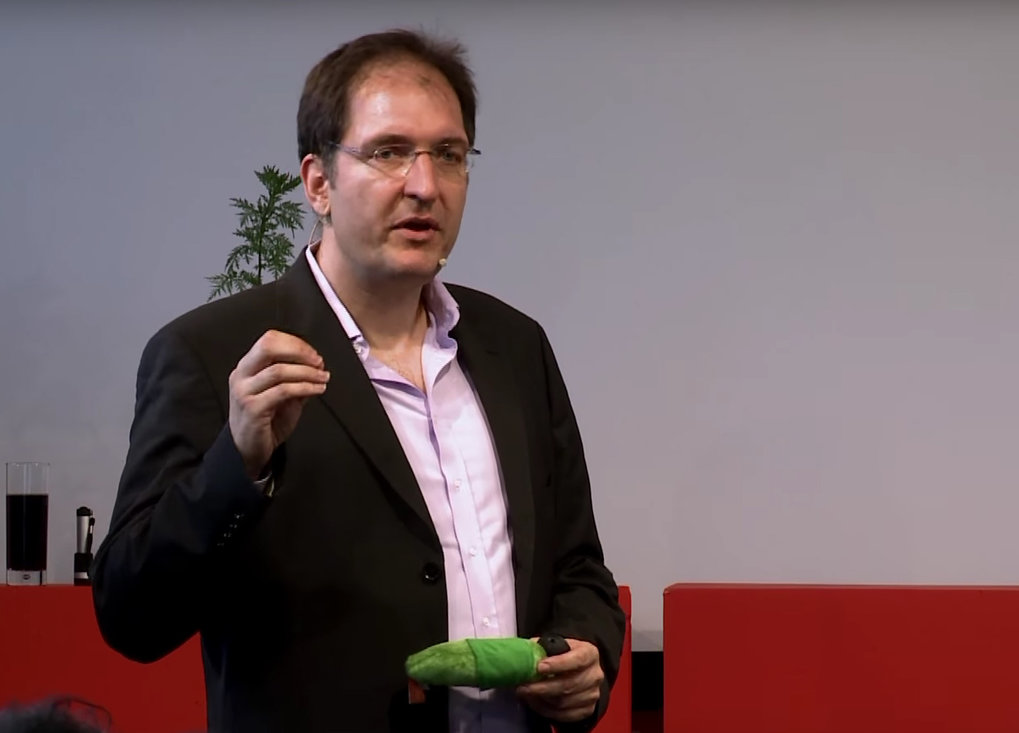 How to make the most potent maleria drug: Peter Seeberger at TEDxBerlin (12.07.2012)