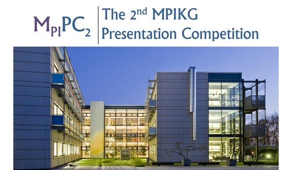 MPIKG Presentation Competition