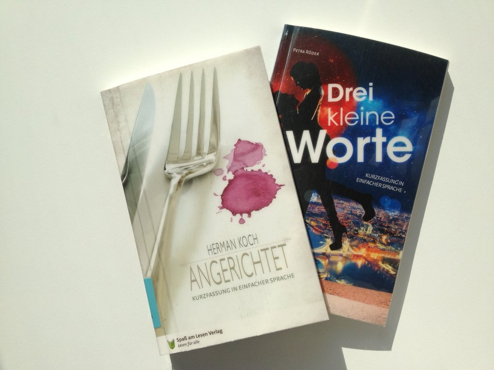 Books  in Easy German Language