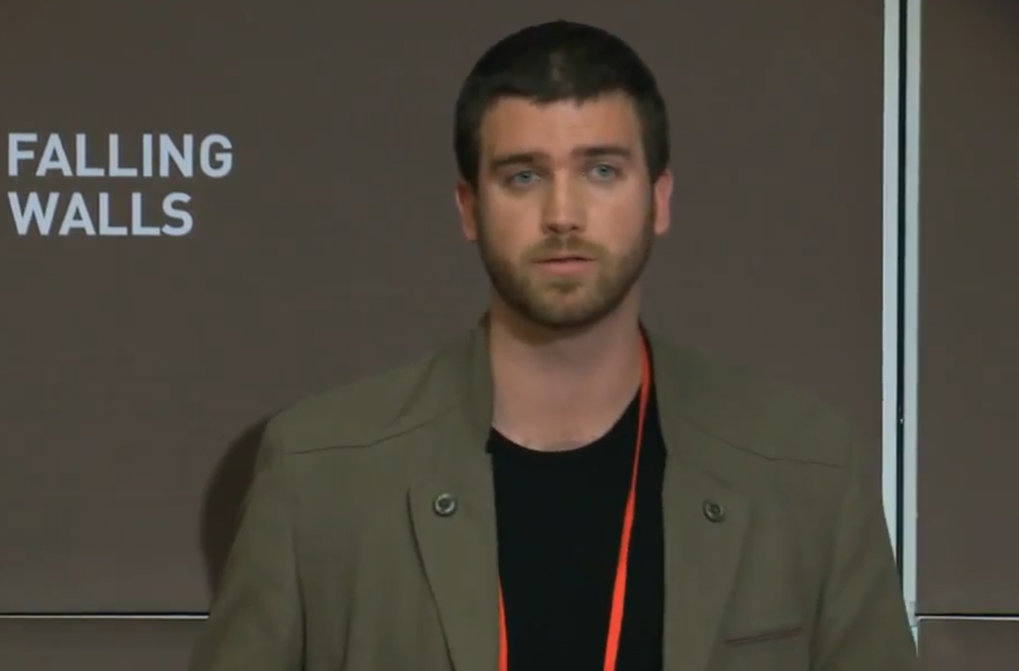 Kerry Gilmore - Breaking the Wall of Affordable Medicine, @Falling Walls Lab 2014 (Jan 22, 2015)